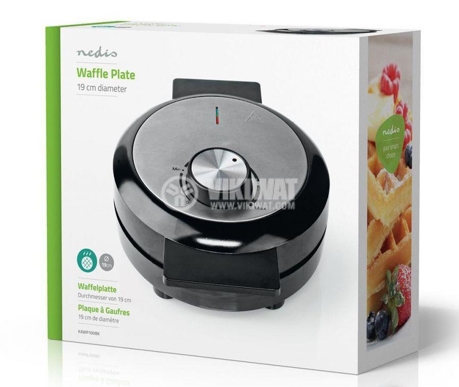 Home waffle iron - 12