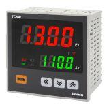 Термоконтролер TCN4L-24R, 100~240VAC, -100~1700°C, Cu50, Pt100, J, K, L, R, S, T, релеен/SSR+2 аларми