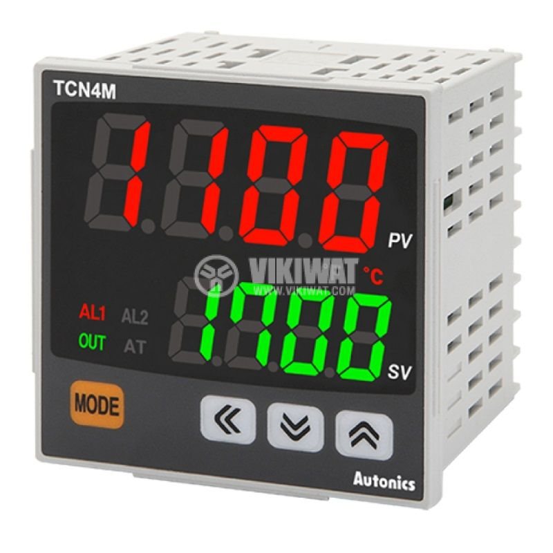 Temperature regulator AUTONICS TCN4M-22R - 1