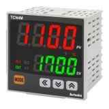 Temperature regulator TCN4M-24R, 100~240VAC, -100~1700°C, Cu50, Pt100, J, K, L, R, S, T, relay/SSR+2 alarms