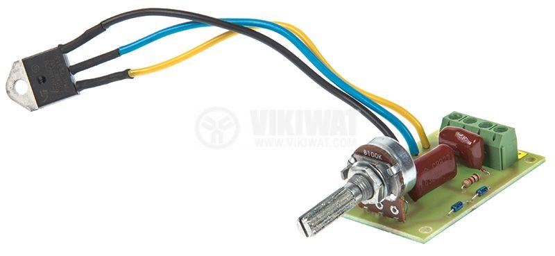 Фазов регулатор на мощност до 3000W, 220VAC - 2