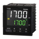 Temperature regulator TX4M-14R, 100~240VAC, -50~1200°C, Cu50, Pt100 J, K, L, R, S, T, 2 relay