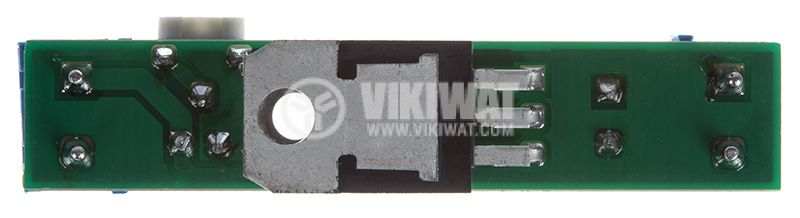 Регулатор на напрежение LM317 Reg. rev.1, 3.7/36VDC - 1.3/30VDC - 4