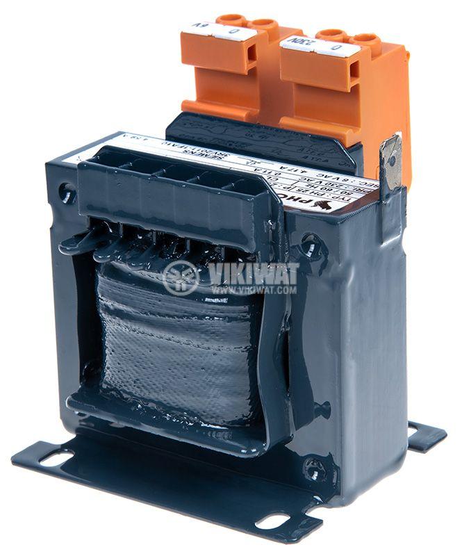 Трансформатор 230/6VAC, 25VA - 3