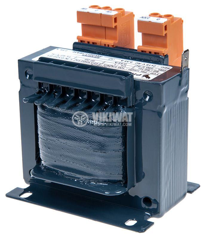 Трансформатор 230/2x15VAC, 100VA - 3