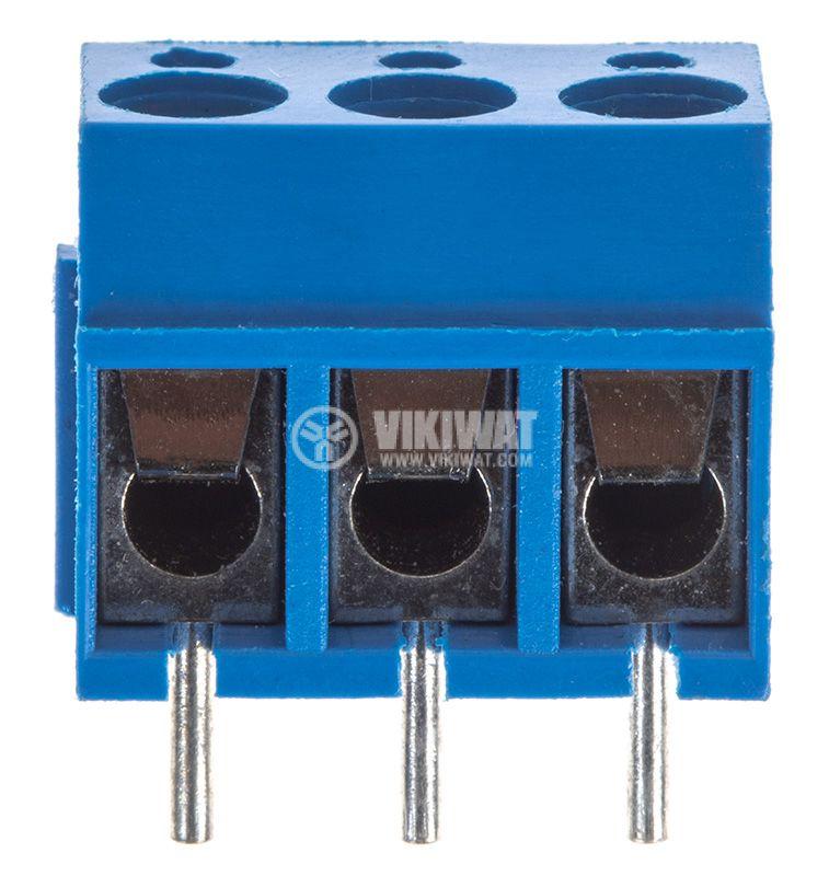 PCB terminal block - 1