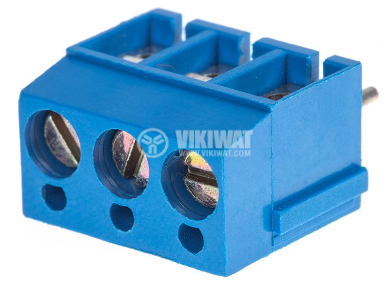 Terminal block with insulating partitions - 2