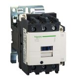 Contactor, three-phase, coil 24VDC, 3PST - 3xNO, 80A, LC1D80DB, NO+NC