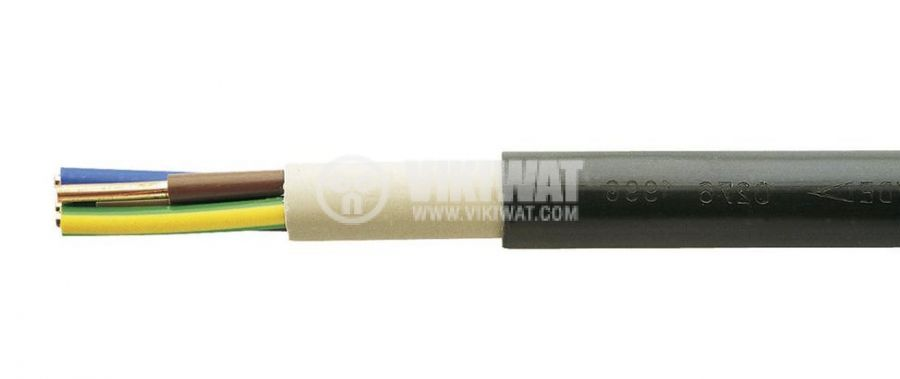 Силов кабел NYY 5х16mm2