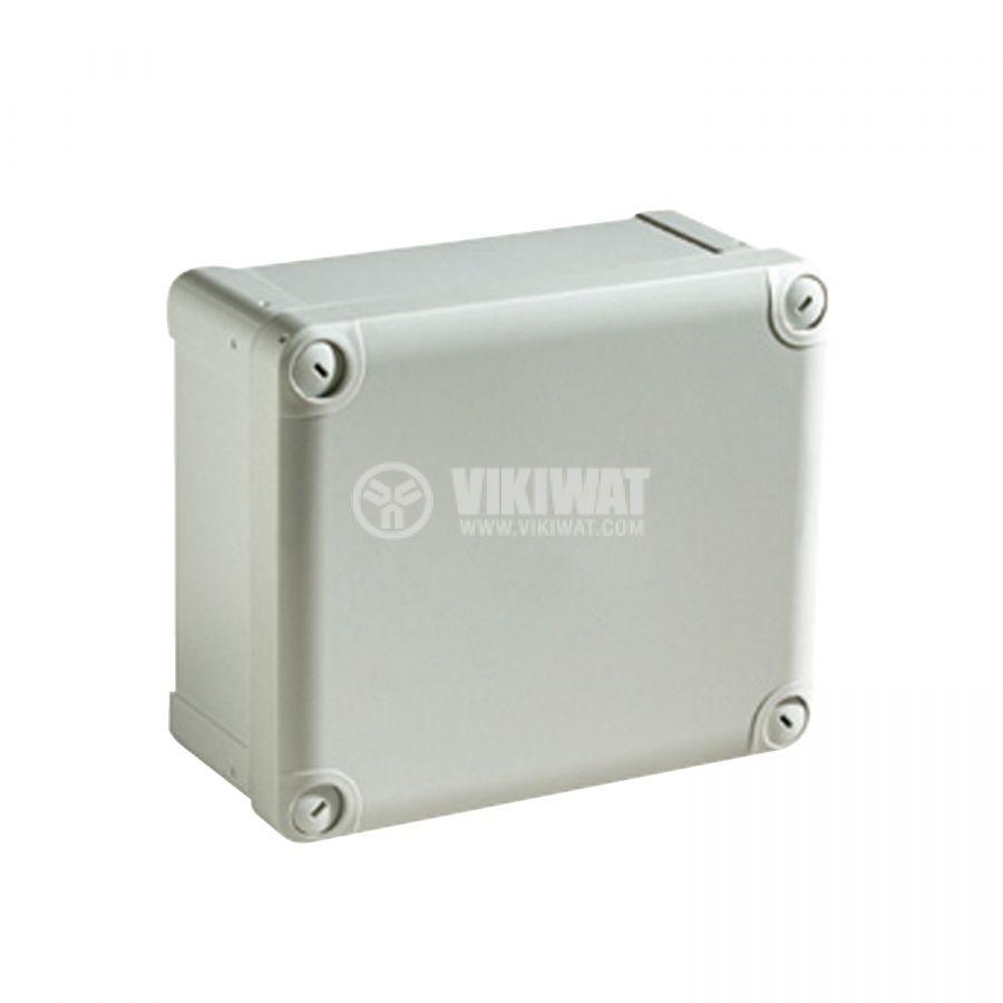 Универсална разклонителна кутия NSYTBP1176 за стенен монтаж 74x116x62mm поликарбонат