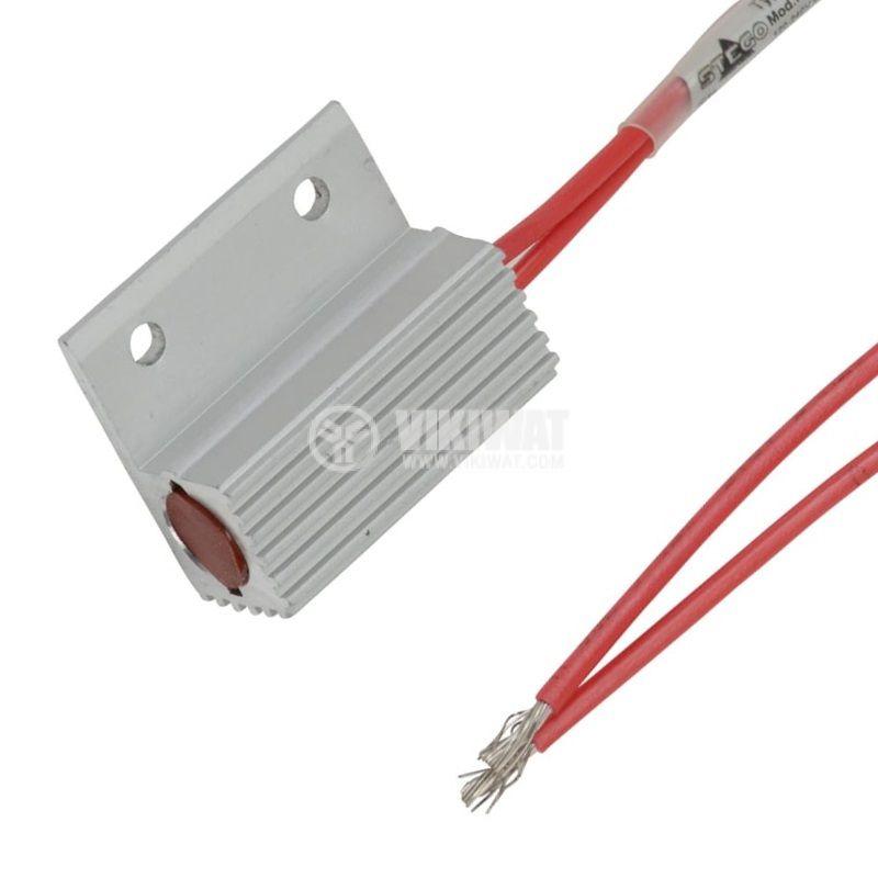 Полупроводников нагревател за ел. табло, 01602.0-00, 8W, 240VAC