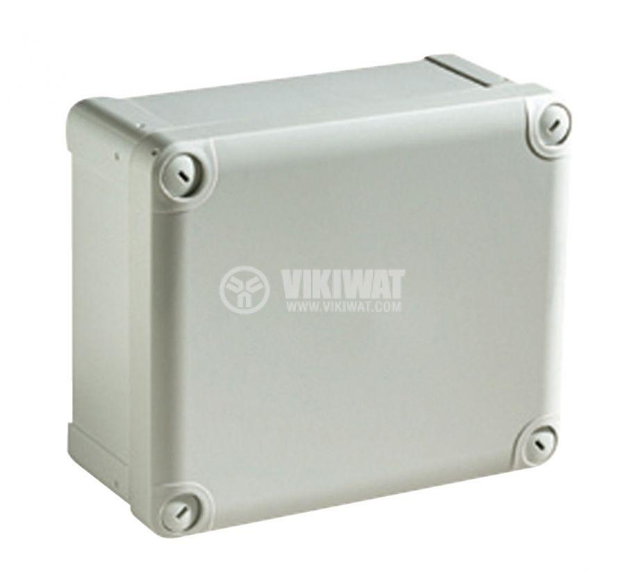 Универсална разклонителна кутия NSYTBS241910 за стенен монтаж, 194x241x107mm, ABS