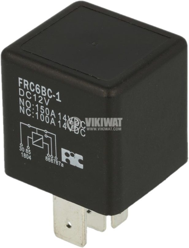 Реле електромагнитно FRC6BC-1-DC12 - 1