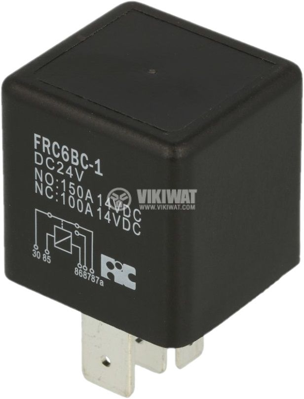 Реле електромагнитно FRC6BC-1-DC24 - 1