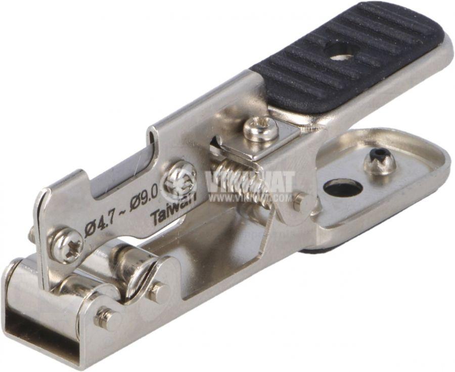 Инструмент за оголване и зачистване на кабели - 1