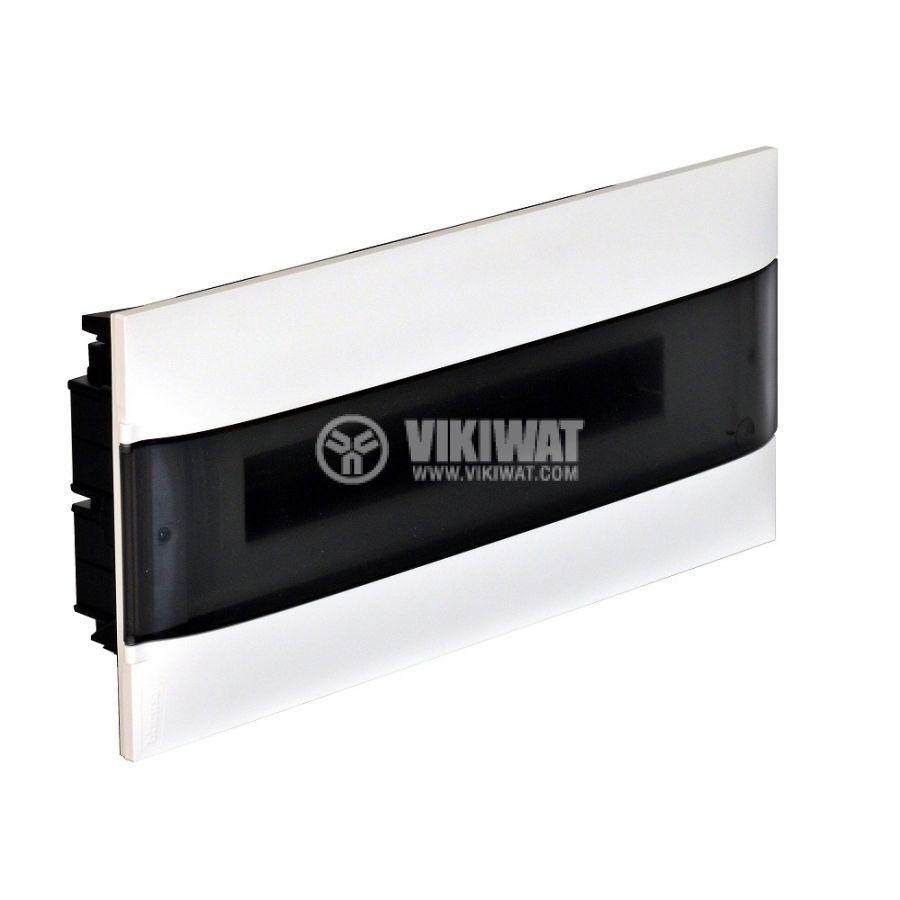 Апартаментно табло, Practibox S 137156, 18 модула, LEGRAND, за вграждане, бял цвят