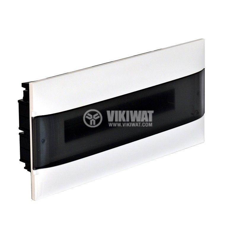 Апартаментно табло, Practibox S 137155, 22 модула, LEGRAND, за вграждане, бял цвят