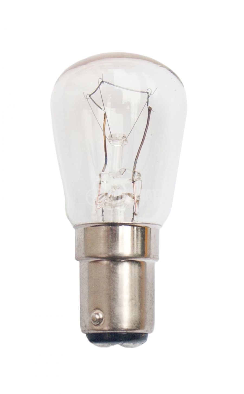 Лампа за шевна машина 220V, 15W, BA15D