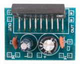 Low-Frequency Amplifier, 2 х 20 W, KIT-В543