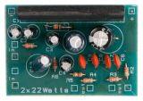 Нискочестотен усилвател, 2 х 22 W, КИТ-В555