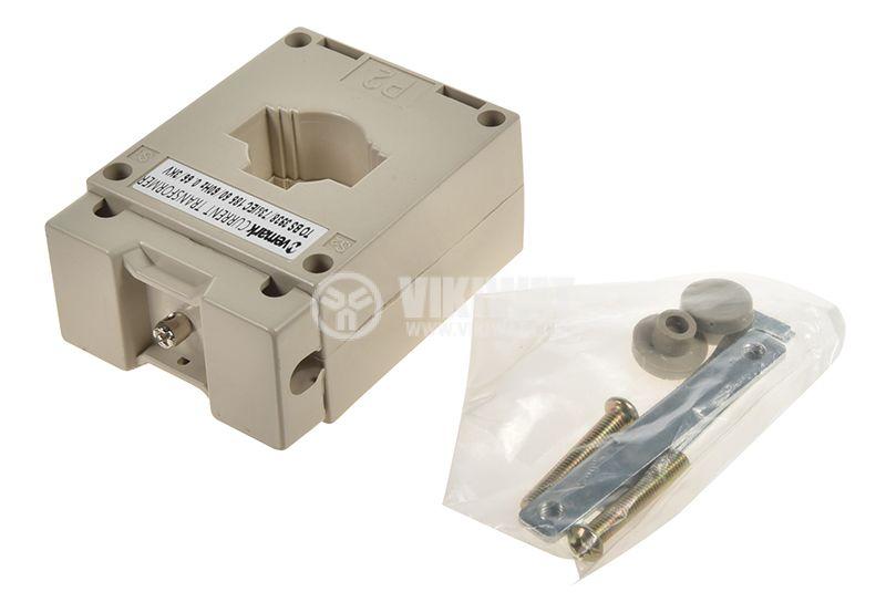 Токов трансформатор VSQ-30, 30/5А, 660VAC, клас 1 - 3