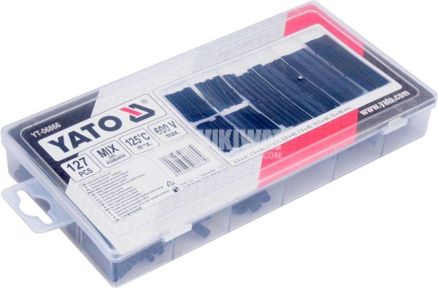 Кутия с термосвиваем шлаух YT-06866 YATO - 1