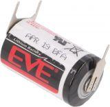 Lithium battery EVE-ER14250 PFR 14.5x25.4 1/2AA 3.6V 1200mAh