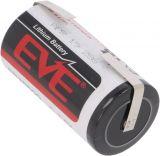 Батерия, литиева, ER26500 CNR, C, 3.6VDC, 8500mAh