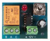 Kit B209-Cyclical relay timer 12V/40mA