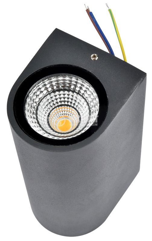 LED garden lamp RITA, 10W, 220VAC, 900lm, 3000K, IP65, BG40-00202 - 6