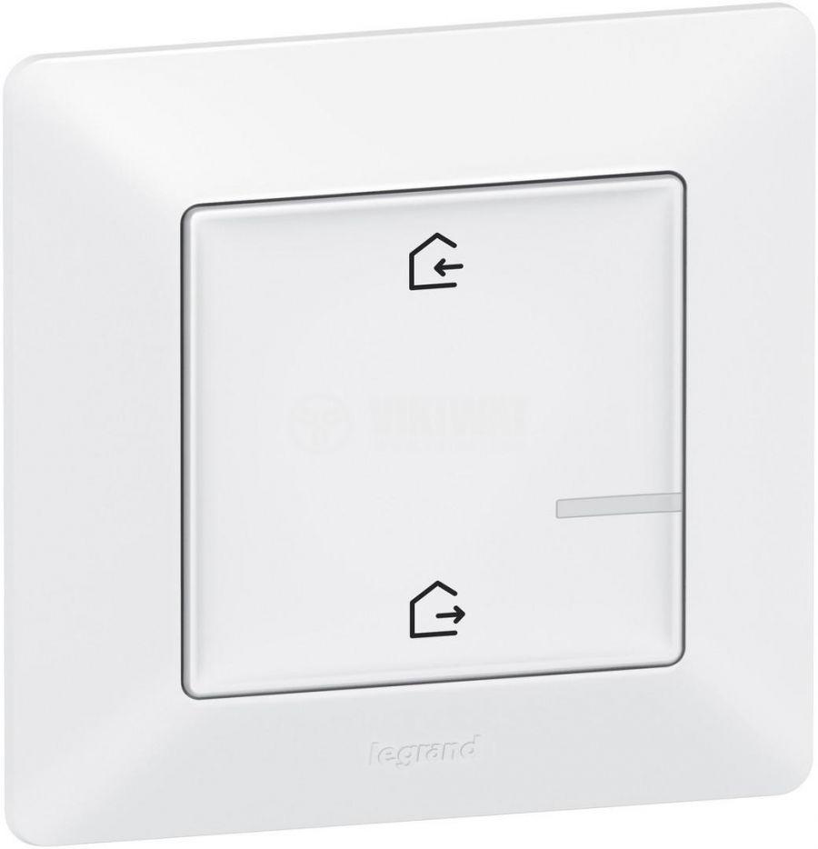 Стартов пакет LEGRAND Smart Valena Life с Netatmo WiFi, гласов контрол, 230VAC, 3680W - 3