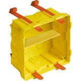 Конзола за стени от гипсокартон, 4+4 модула, 58mm, BTICINO PB528W
