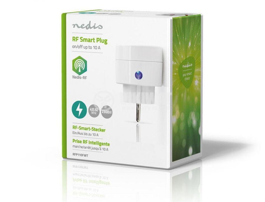 RF smart контакт RFP110FWT, NEDIS, 10A, 230VAC - 6