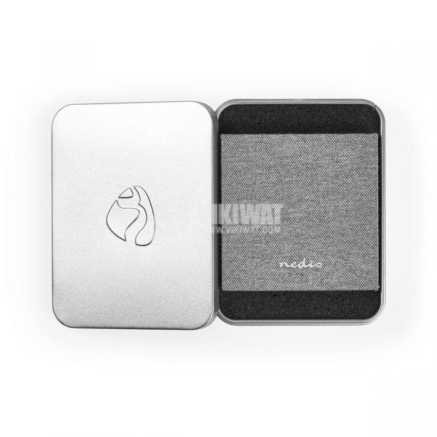 Безжично зарядно устройство за IOS и Android, 5/9VDC, 2A, Fast charge - 6