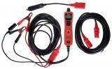 Цифров волтметър PP319FTCRED, тестер за автомобилни инсталации, 12~24VDC