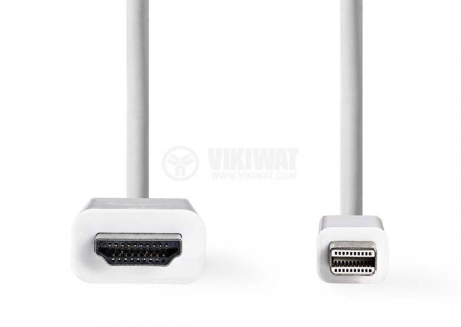 Кабел HDMI - Thunderbolt  - 2