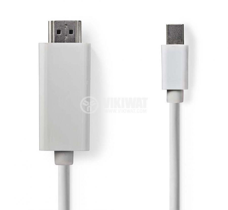 Кабел HDMI - Mini DisplayPort - 1