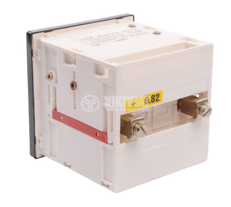 Ammeter, 1.5kA, AC, with external current transformer - 2