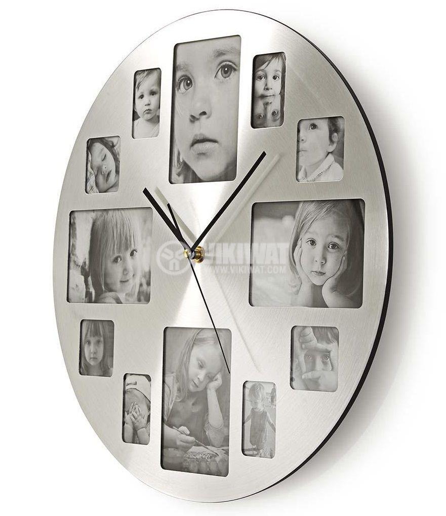 Часовник с фоторамка - 2