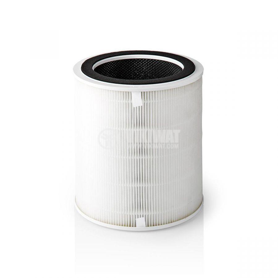 Пречиствател за въздух 230V 35W бял/черен - 5