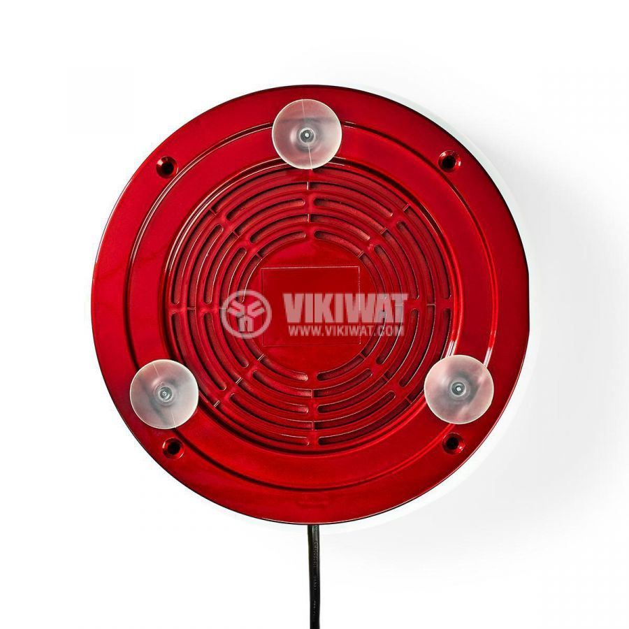 Cotton candy machine 500W red/white FCCM100FRD - 8