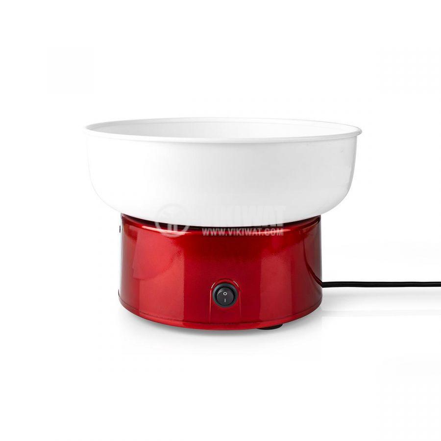 Cotton candy machine 500W red/white FCCM100FRD - 4