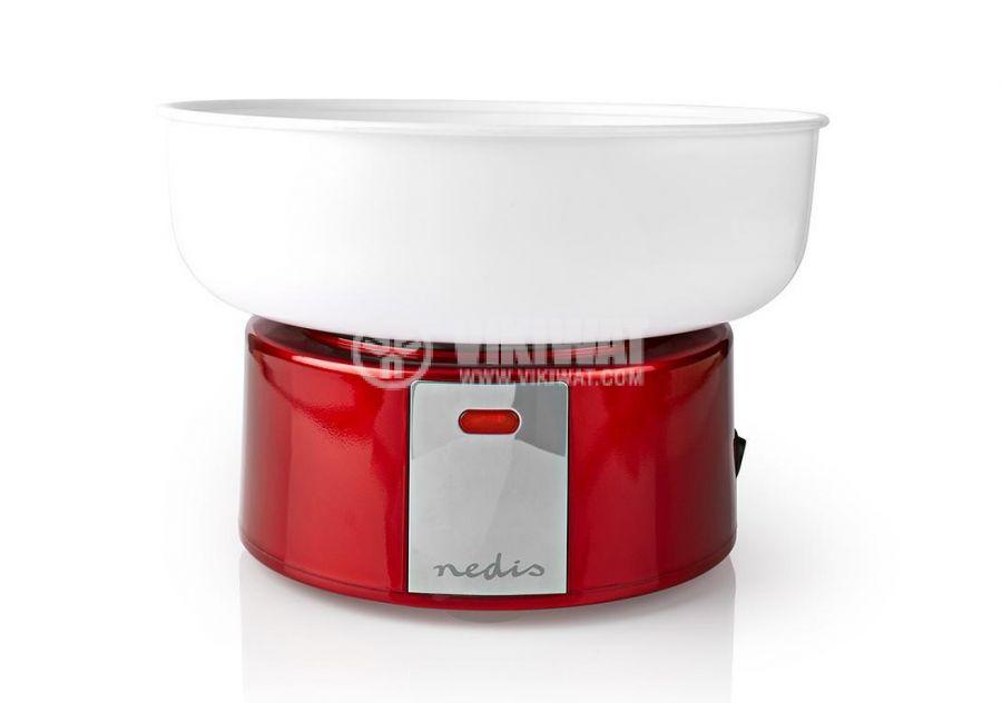 Cotton candy machine 500W red/white FCCM100FRD - 2