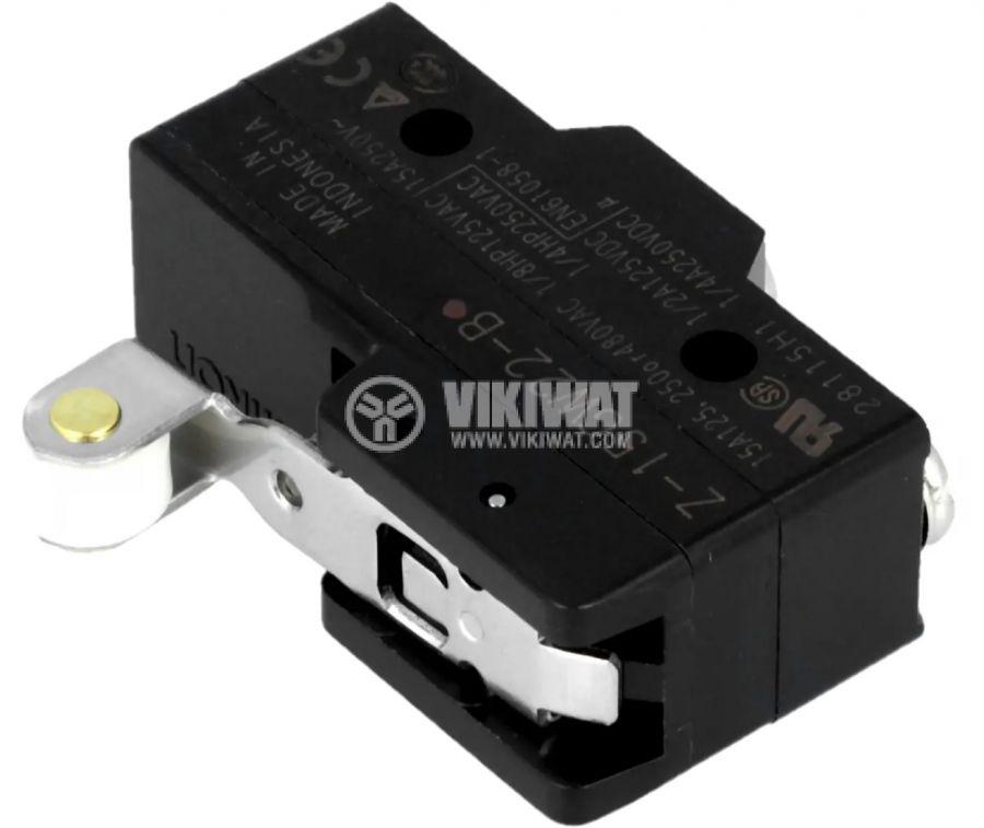 Микропревключвател OMRON Z-15GW22-B - 1