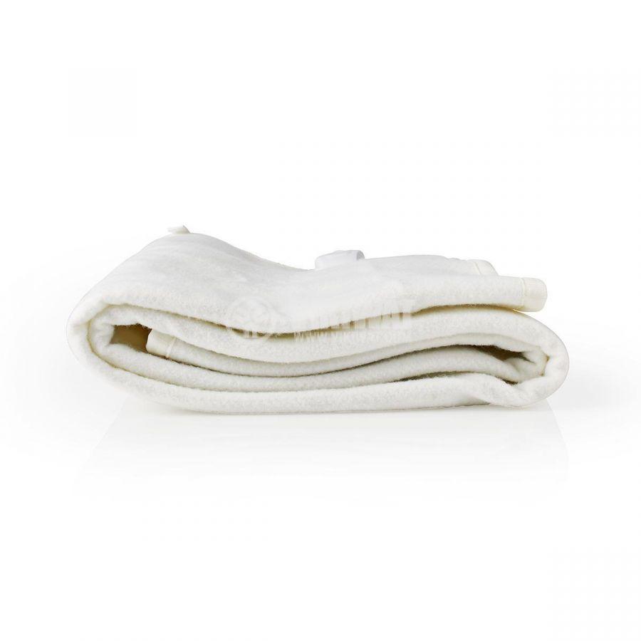 Електрическо одеяло, 80x150см, 3 настройки на затопляне, перящо - 3