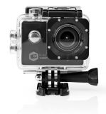 Action camera ACAM21BK, 12Mpx, Full HD 1080p, Wi-Fi, up to 90min, waterproof