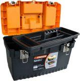Tool box Premium 22'' with tray and organizer 564x388x310mm plastic