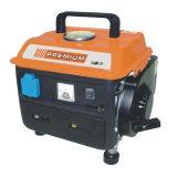 Бензинов генератор, двутактов, 230VAC, 750W