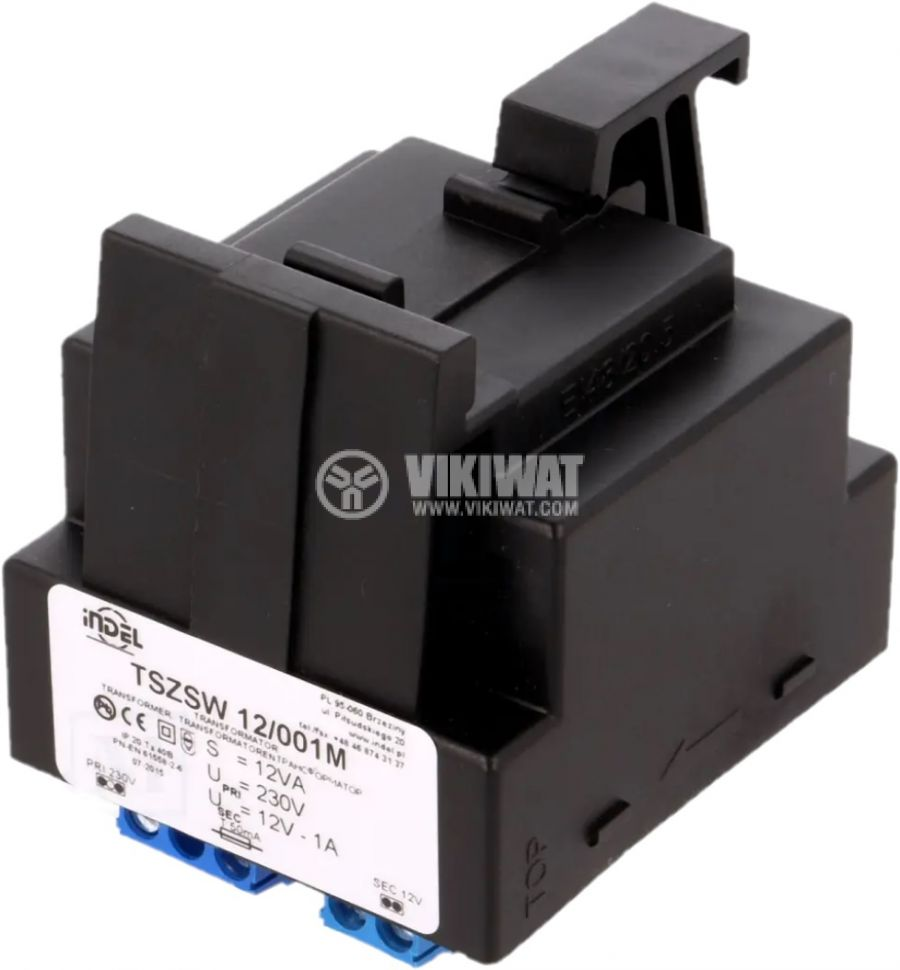 Трансформатор INDEL TSZSW 12/001M - 1