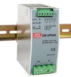 UPS module for DIN rail